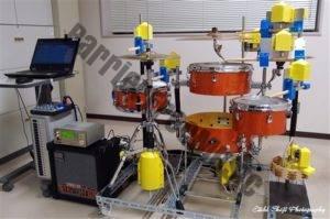 打楽器演奏ロボット IROPS-3号機
